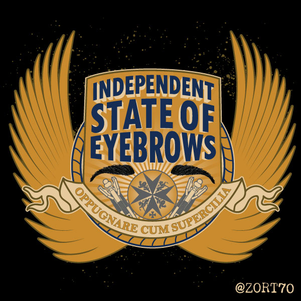 Independent State Of Eyebrows