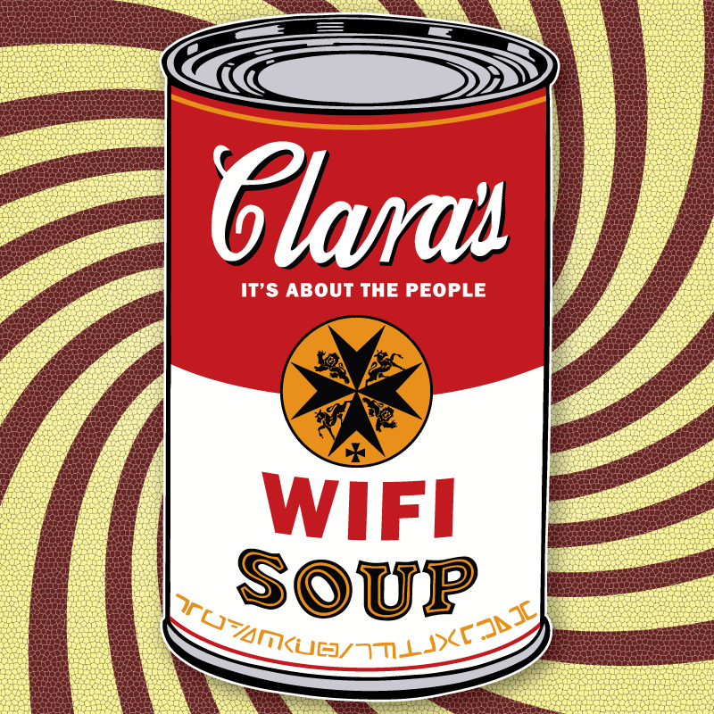 Clara Oswald and her Wifi soup, it's about the people