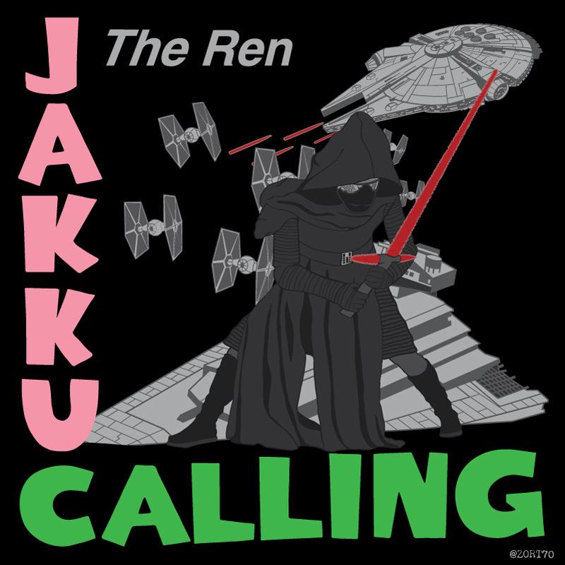Star Wars Jakku Calling